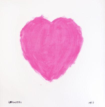 Valentine Painting by Adrian Henri
