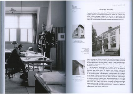 "Spread from ""Henry van de Velde: The Artist as Designer"" by Richard Hollis published by Occasional Papers"